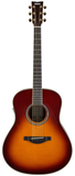 Yamaha LL-TA TransAcoustic Original Jumbo Acoustic-Electric, Brown Sunburst