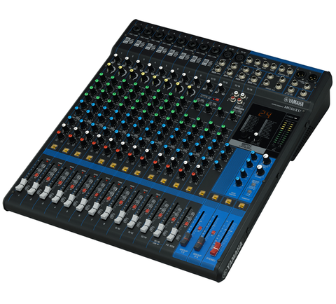 Yamaha MG16XU 12-Channel Mixer with Effects