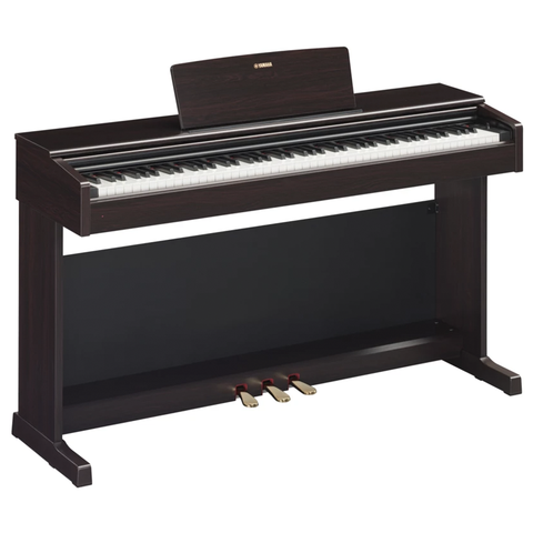 Yamaha Arius YDP-144R 88-Key Digital Piano With Bench, Rosewood