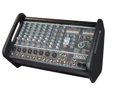 Yorkville M1610-2 MicroMix Series - Powered Box Mixer