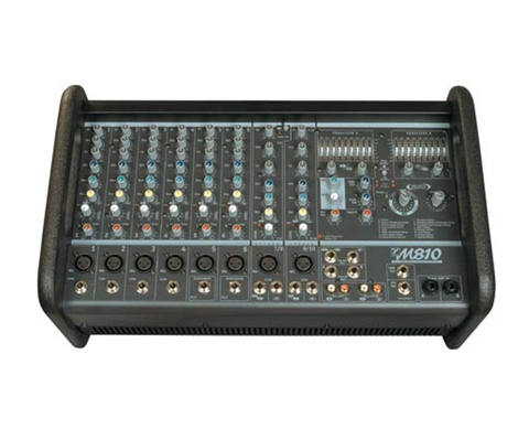 Yorkville M810-2 MicroMix Series - Powered Box Mixer