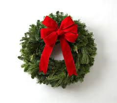 Small & Medium Size Door/Window Wreaths - SoHo Trees
