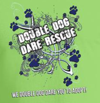 Double Dog Dare Rescue--All proceeds go toward getting dogs off death row.