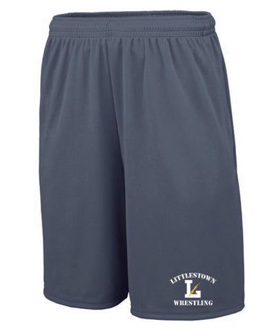 Performance Shorts With Pockets