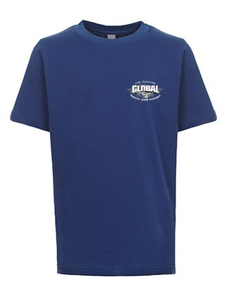 Global Martial Arts Kids Tees