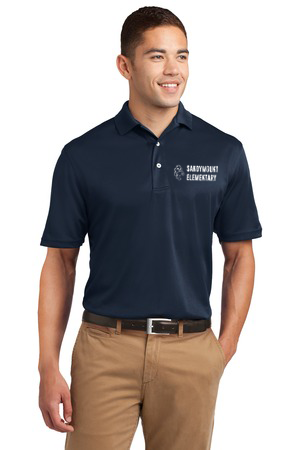 Sandymount Mens Logo Polo