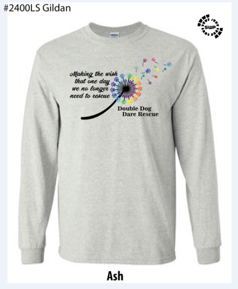 "NEW!!  ""Making the Wish"" Gildan® - Ultra Cotton Long Sleeve Tee"