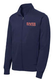 Sport-Tek® Sport-Wick® Men's Fleece Full-Zip Jacket ST241