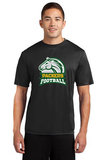 Football Adult Moisture Wicking Tee