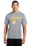Cheer Adult Moisture Wicking Tee