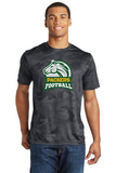 Football Adult Hex Camo Tee