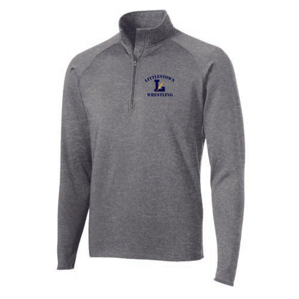 Mens 1/4 Zip Fleece
