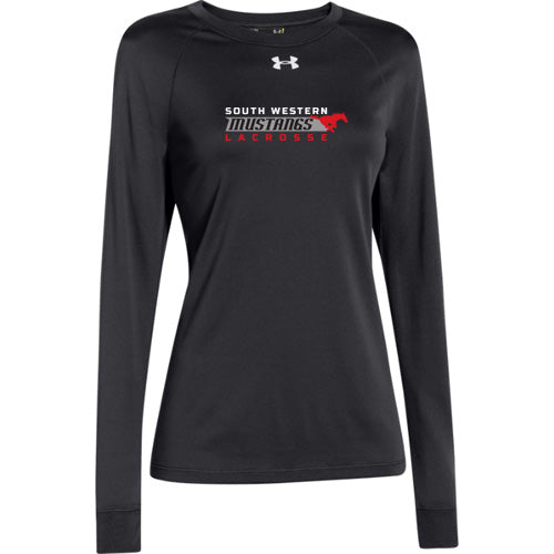 Under Armour Women's Long Sleeve Performance T-Shirt