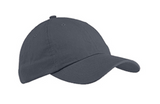 NEW PRODUCT!!!  6-Panel Brushed Twill Unstructured Cap