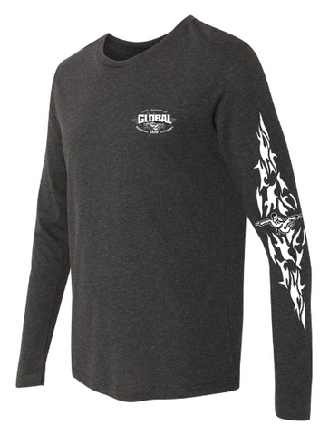 Gildan Adult Softstyle® 4.5 oz. Long-Sleeve T-Shirt (Printed Sleeves)