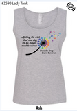 "NEW!!  ""Making the Wish"" Lady's Tank Top"
