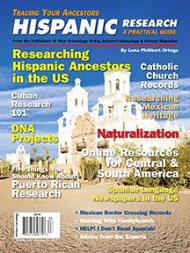 Hispanic Research - $8.50 for PDF & $9.95 for Print Edition