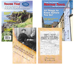Genealogy Book Bundle Special 5 - $40 for Print Edition
