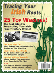 Tracing Your Irish Roots - Only available in PDF format