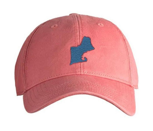 New England Map on New England Red Hat