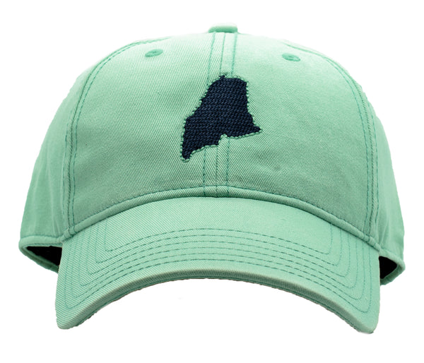 Maine on Keys Green Hat