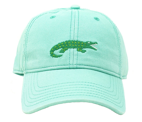 Kids' Alligator on Keys Green Hat