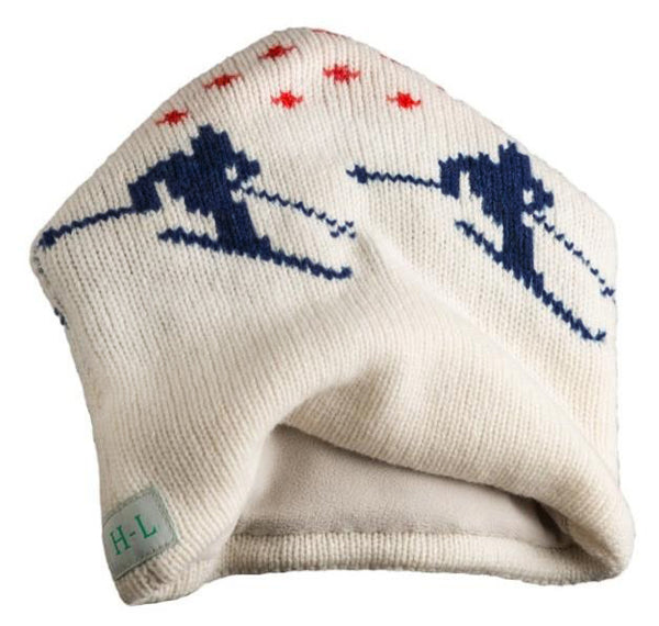 Après Ski Wool Cap in Creme (Excluded From Sale)
