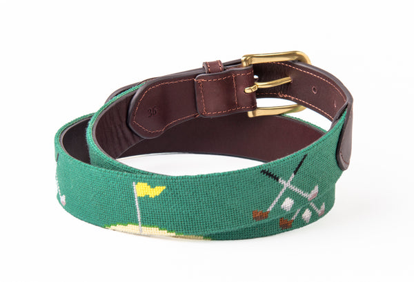 Golf on Jade Belt