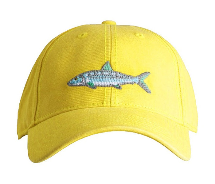 Bonefish on Bright Yellow Hat