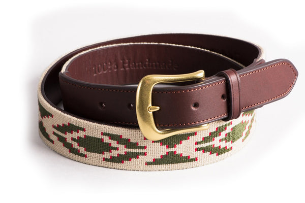 Caballo on Beige Belt