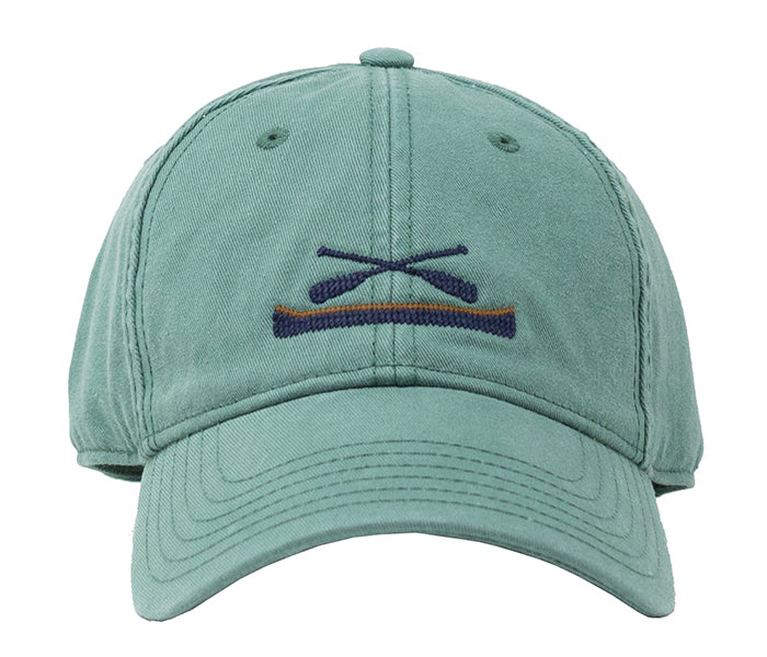 Kids' Canoe on Moss Green Hat