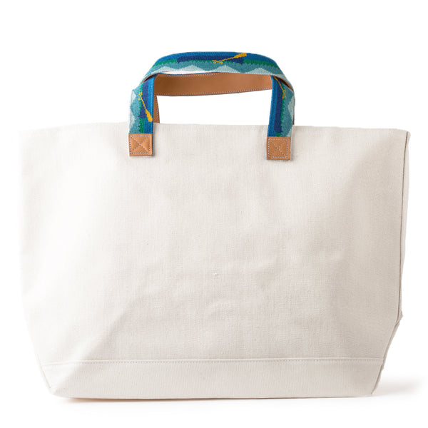 Mountains & Canoes Tote (EXCLUDED FROM SALE)