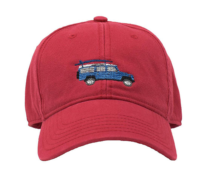 Defender on Weathered Red hat