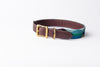 Mountains & Canoes Dog Collar
