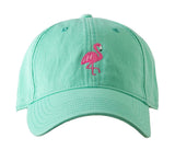 Flamingo on Keys Green Hat