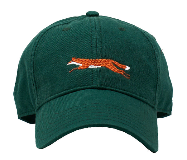 Fox on Tee Green