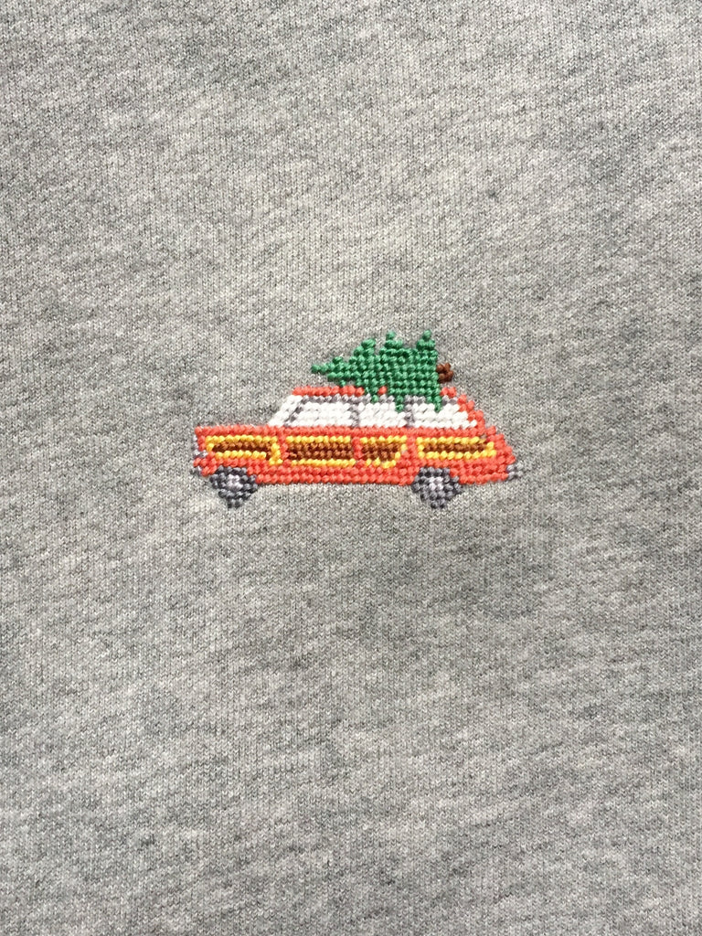 Grand Wagoneer Holiday Crewneck (Limited Edition)