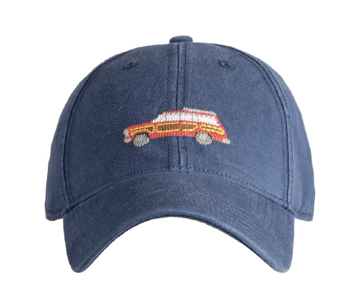 Grand Wagoneer on Navy Hat