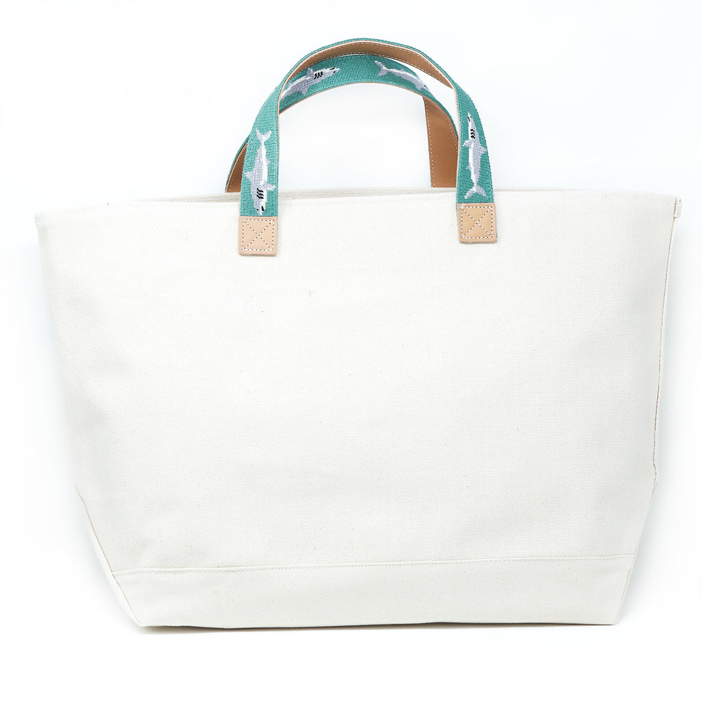 Great White Shark Tote (excluded from sale)