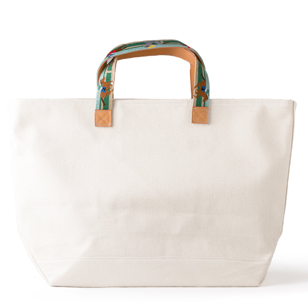 Horse Race Tote (EXCLUDED FROM SALE)