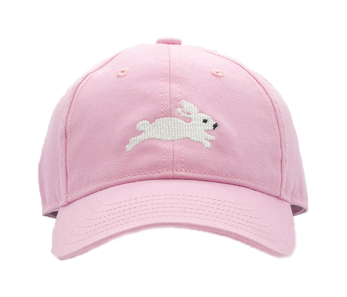 Kids Bunny on Light Pink Hat