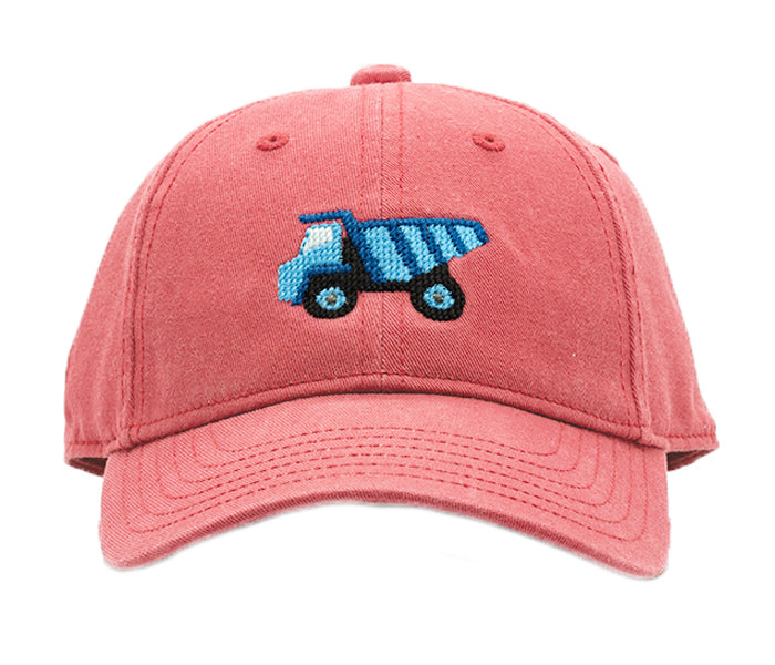 Kids Dump Truck on New England Red Hat