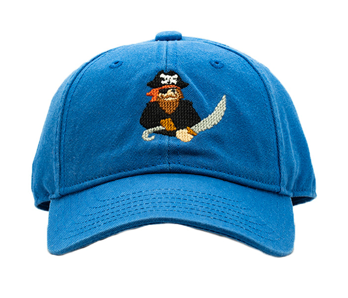 Kids Pirate on Cobalt Blue Hat