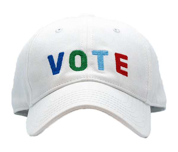 Kids VOTE on White Hat