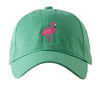 Kids' Flamingo on Mint Hat
