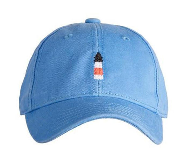 Kids Lighthouse on Light Blue Hat