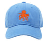 Kids Octopus on Light Blue Hat