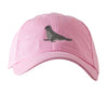 Kids' Seal on Light Pink Hat
