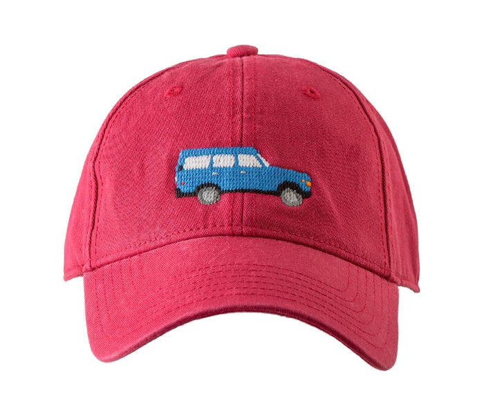 Land Cruiser on Weathered Red Hat
