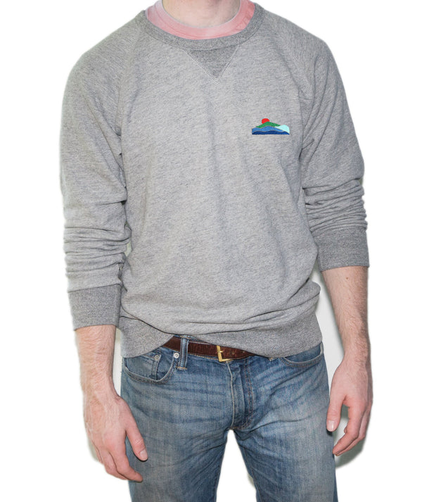 Mountains Crewneck